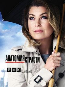 12 сезон сериала Анатомия страсти